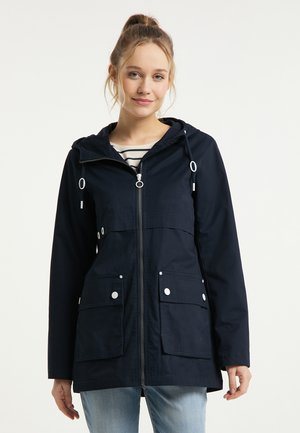 Short coat - nachtblau