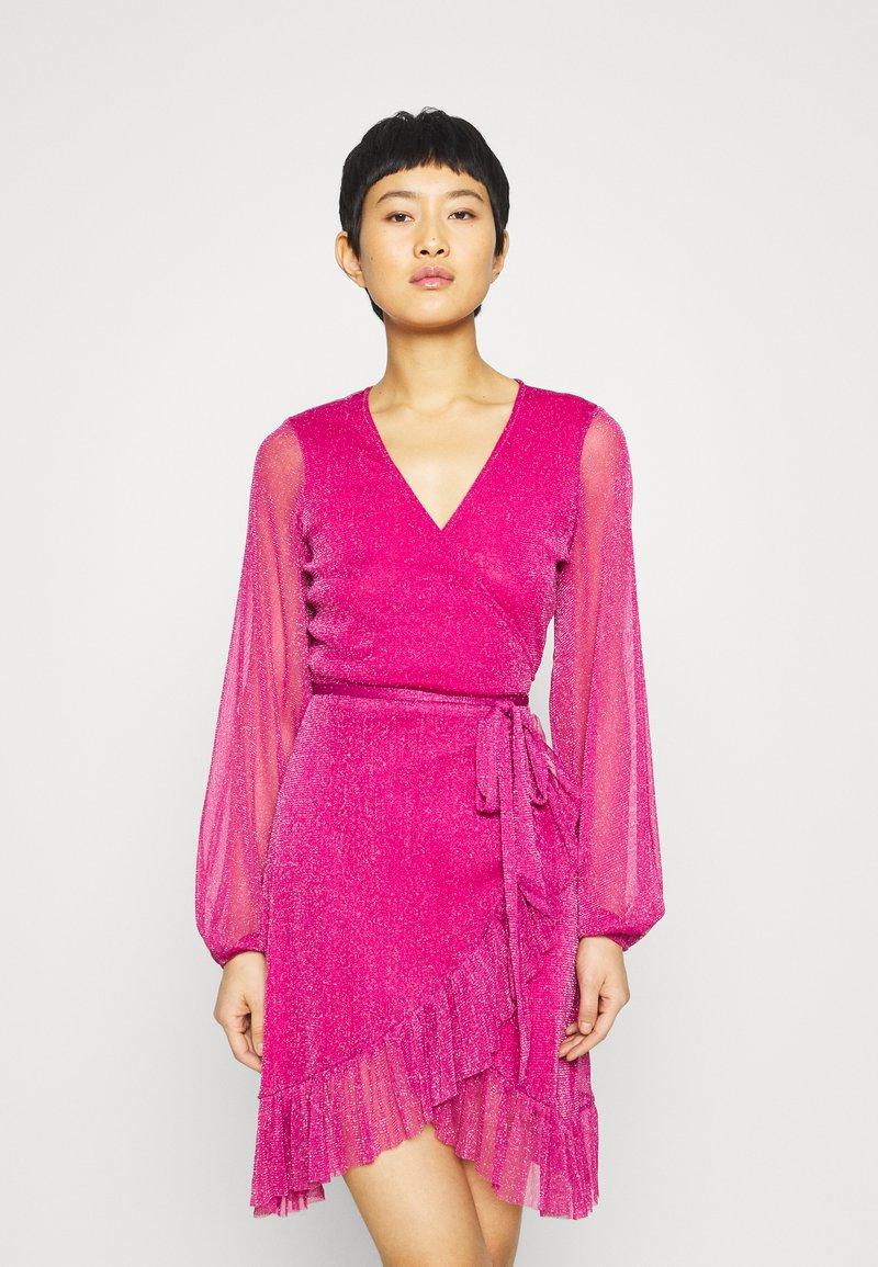 Résumé - DRESS - Jumper dress - berry
