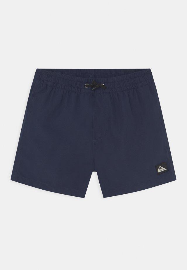 EVERYDAY VOLLEY YOUTH - Swimming shorts - navy blazer