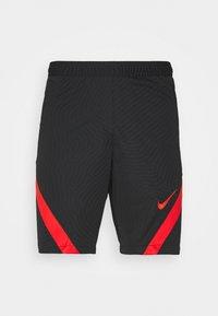 Nike Performance - TÜRKEI DRY SHORT - Sports shorts - black/habanero red/habanero red - 3
