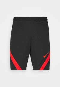 TÜRKEI DRY SHORT - Sports shorts - black/habanero red/habanero red