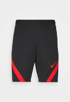 TÜRKEI DRY SHORT - Sports shorts - black/habanero red/habanero red