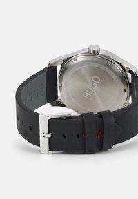 HUGO - SKELETON - Watch - black - 1