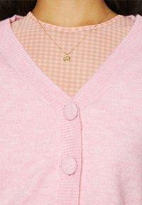 Fashion Union - EFFY CARDI - Cardigan - pink - 3