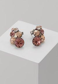 Konplott - PETIT GLAMOUR - Earrings - beige/pink - 0