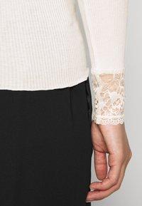 Rosemunde - Top sdlouhým rukávem - ivory - 4