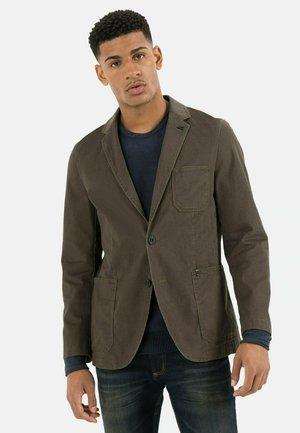 Blazer jacket - wood