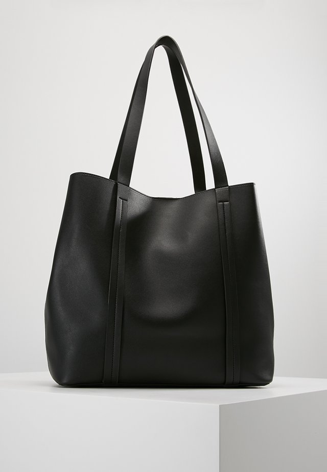 ONLLANA SHOPPER - Tote bag - black
