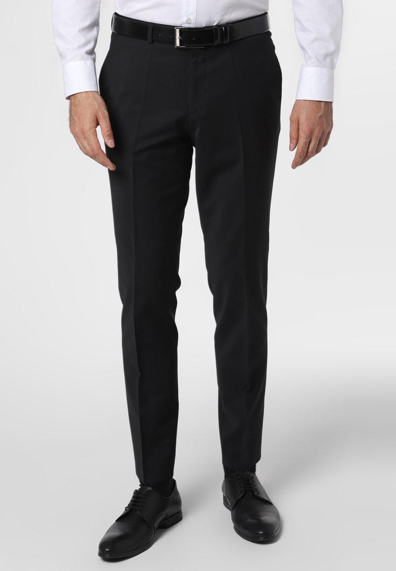 HUGO - Suit trousers - schwarz