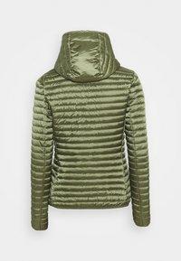 Save the duck - IRIS ALEXIS - Light jacket - cactus green - 1