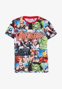Next - AVENGERS - Print T-shirt - red - 0