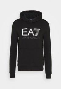 EA7 Emporio Armani - FELPA - Sweater - black - 0