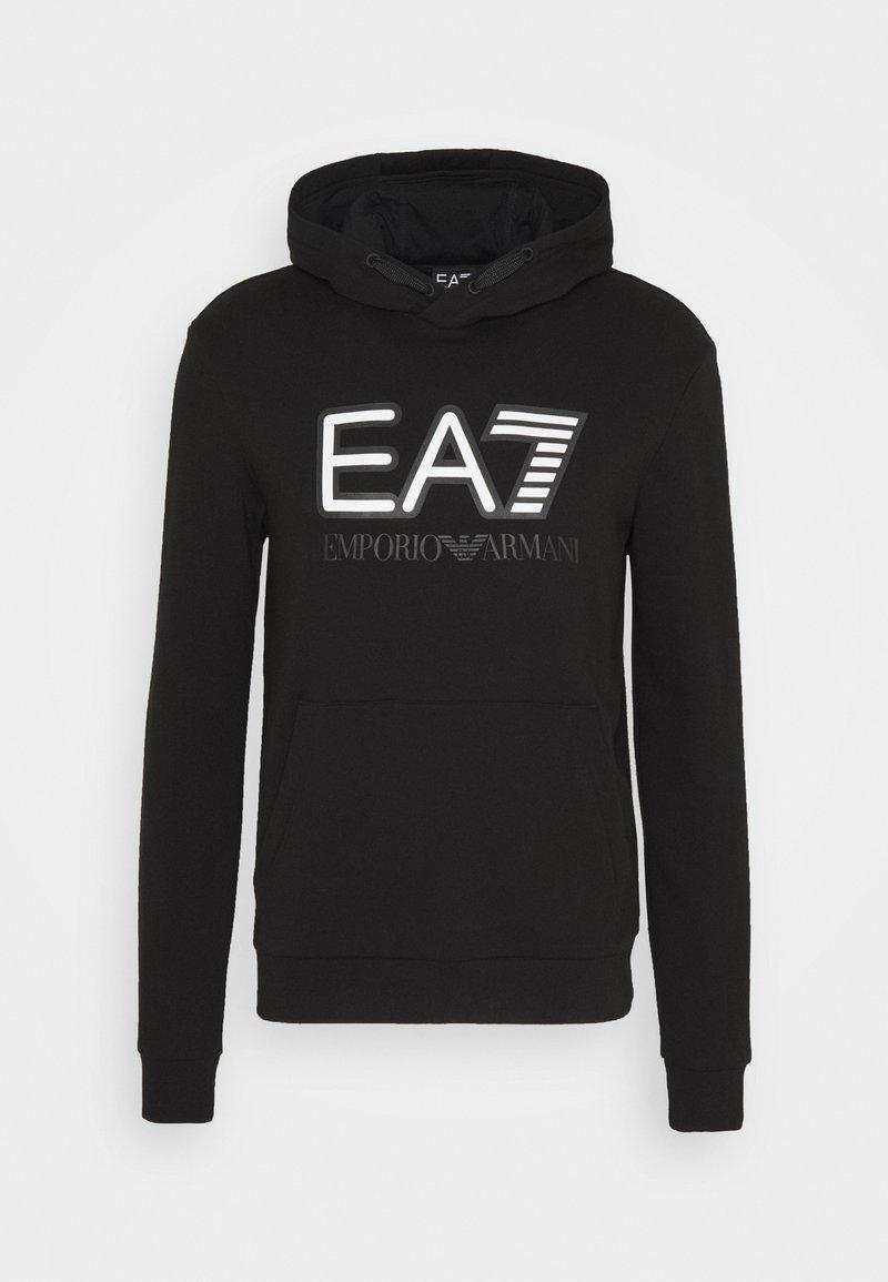 EA7 Emporio Armani - FELPA - Sweater - black
