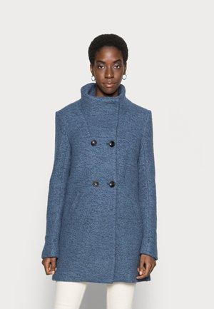 ONLNEWSOPHIA COAT - Short coat - china blue
