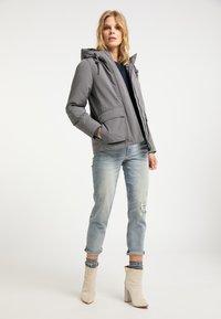 DreiMaster - Winter jacket - grau - 1
