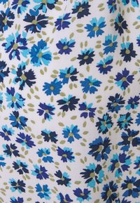 GAP Petite - ZEN NECK - Long sleeved top - daisy floral blue - 2