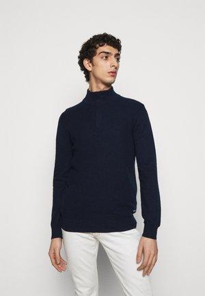 PRIMO - Stickad tröja - dark blue