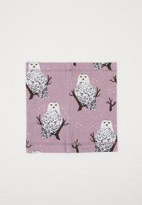 Walkiddy - LOOP SNOW OWLS - Snood - purple - 1