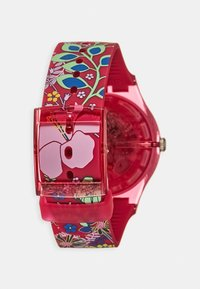 Swatch - DHABISCUS - Watch - pink - 1