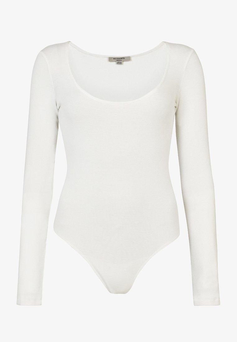 AllSaints RAFFI - Langarmshirt - white/weiß Zasy1H