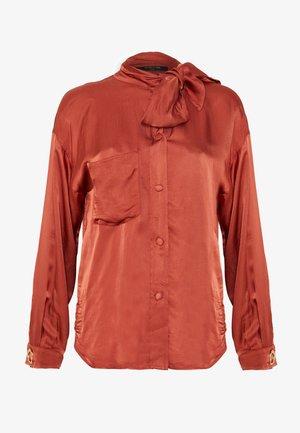 ELAINE - Košile - brown