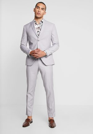 FASHION SUIT - Oblek - light grey