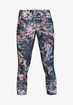 PRINTED ACCELERATE CAPRI - 3/4 sportovní kalhoty - gingpink