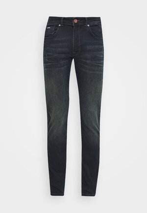 SEAHAM VINTAGE - Slim fit jeans - dark blue