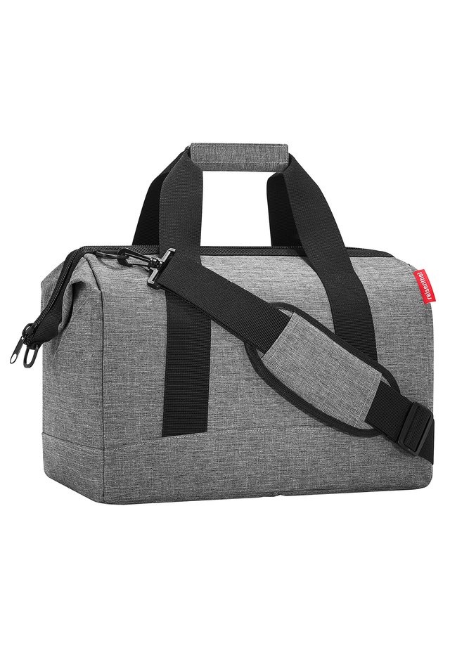 Weekend bag - twist silver [7052]
