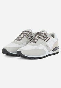 BOSS - PARKOUR RUNN ME - Trainers - open white - 2