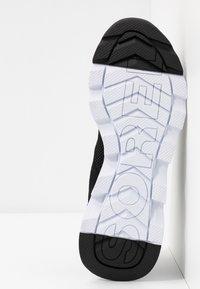 Sorel - KINETIC LITE LACE - Sneakers laag - black - 6