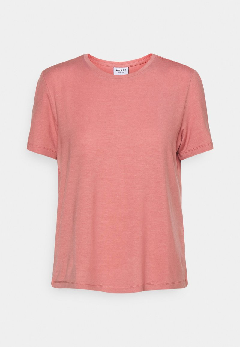Vero Moda - VMAVA - Basic T-shirt - old rose