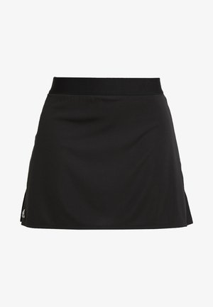 CLUB LONG SKIRT - Sports skirt - black