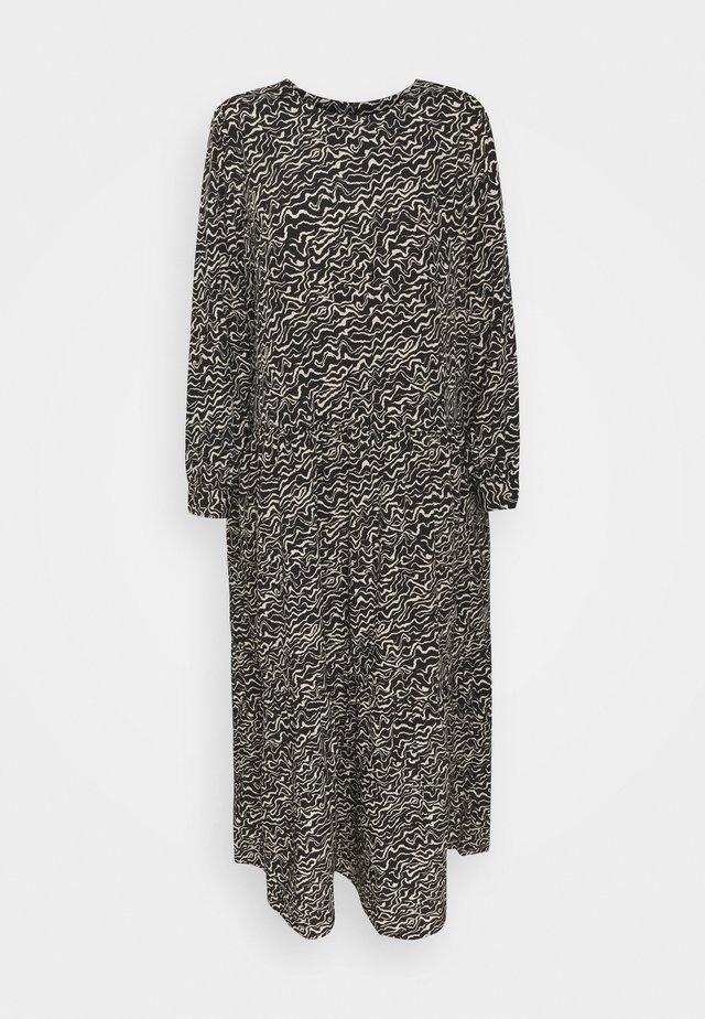 NMRITA DRESS  - Denní šaty - black