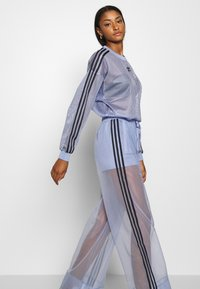 adidas Originals - CREW SPORTS INSPIRED - Long sleeved top - chalk blue - 4