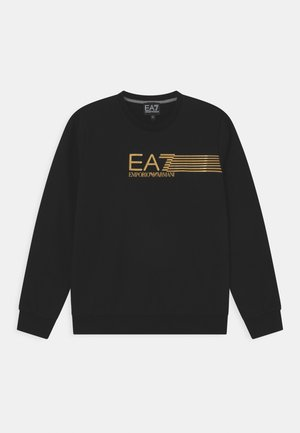 EA7 - Collegepaita - black
