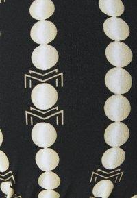 Maryan Mehlhorn - MARYAN CATENA SET - Bikini - black/champagne - 6