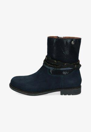 NADJA NOVA - Cowboy/biker ankle boot - blauw