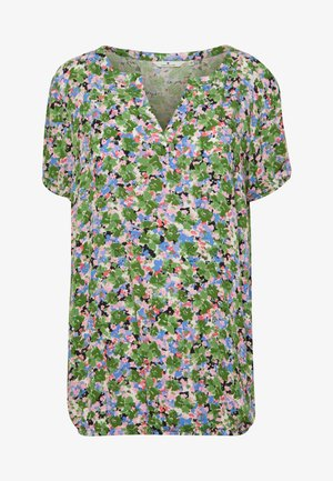 BLOUSE PRINTED - Blouse - multi-coloured