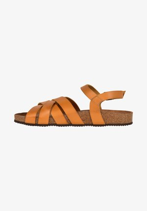 CASSIE F2G - Sandals - ochre