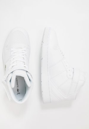 TRAMLINE MID  - High-top trainers - white