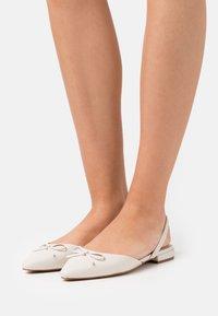 ALDO - FELLAN - Ballerinat - white - 0