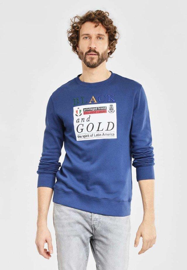 NINETOS - Sweater - blue