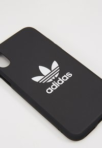 adidas Originals - MOULDED CASE TREFOIL FOR IPHONE X/XS - Phone case - black/white - 2