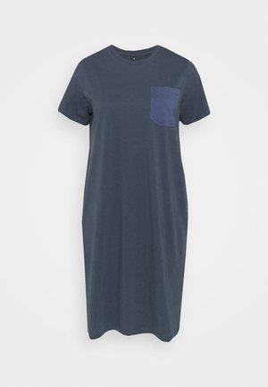 ONLEMELIE DRESS - Nattskjorte - ombre blue