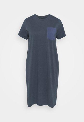ONLEMELIE DRESS - Nightie - ombre blue