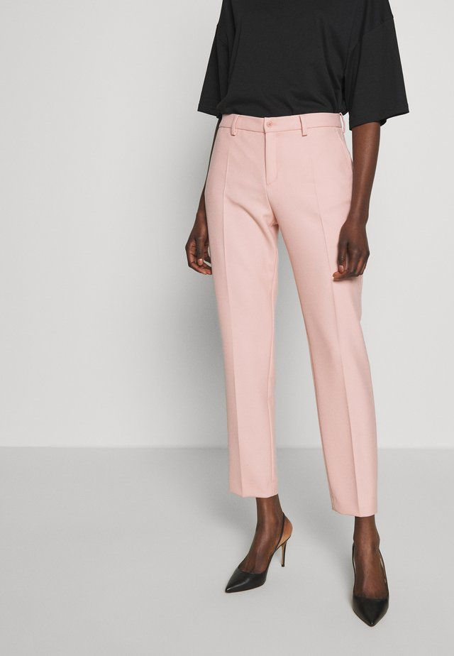 DORI  - Trousers - rosa