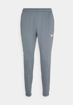 FC PANT - Pantaloni sportivi - smoke grey/volt