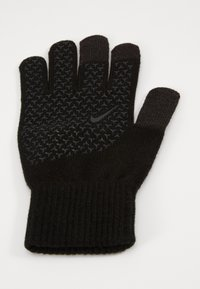 Nike Performance - TECH AND GRIP GLOVES  - Guanti - black/white - 3