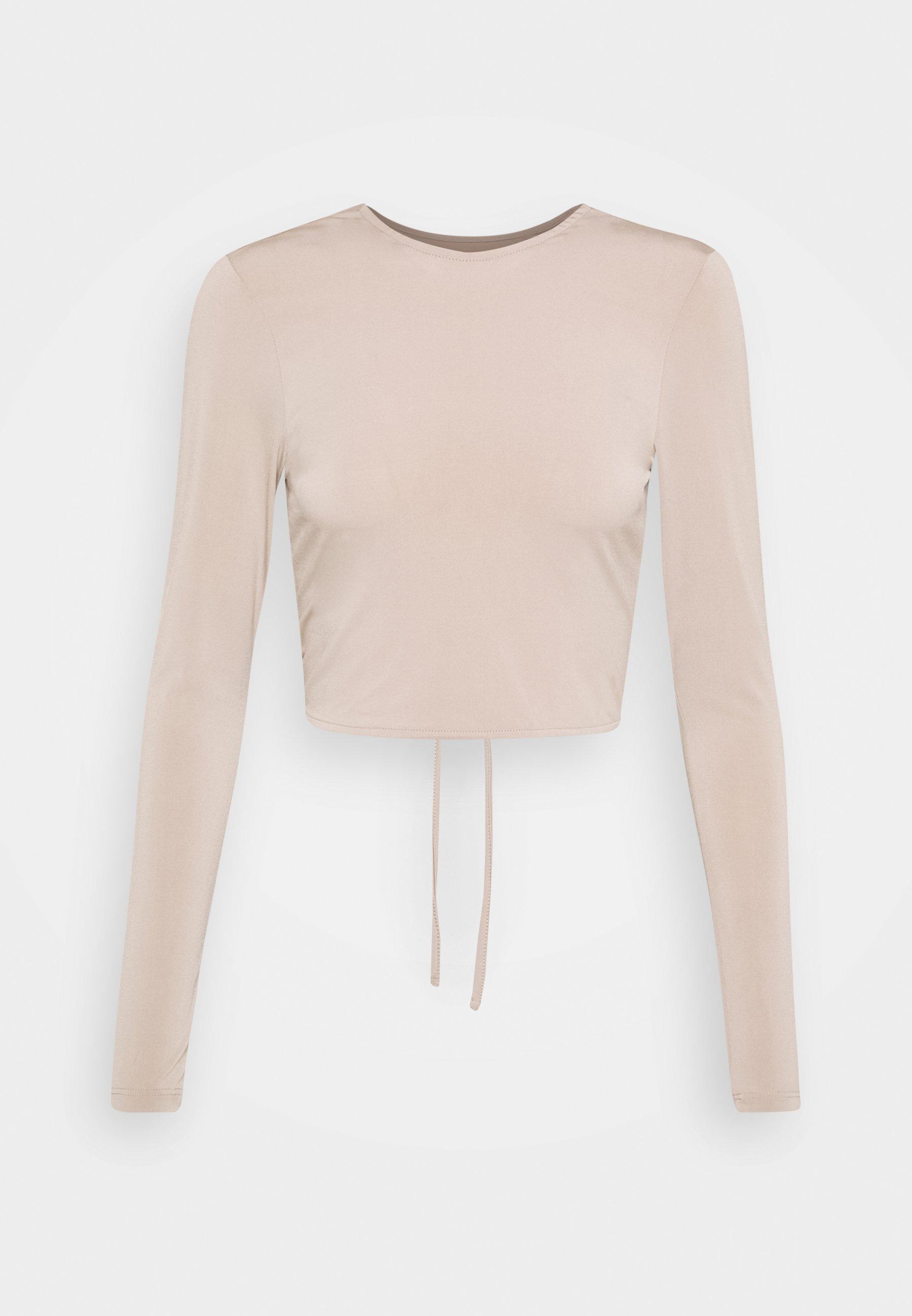 Femme EFFORTLESS CRISS CROSS  - T-shirt à manches longues